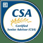 Certified Senior Advosor Logo