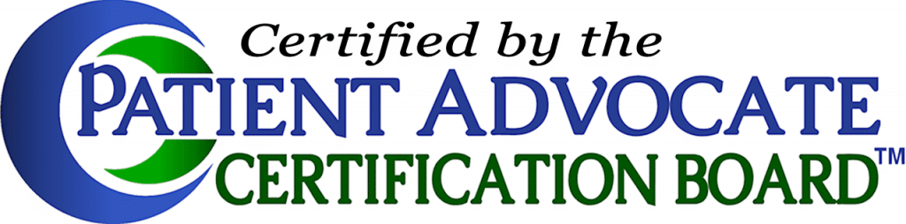 Logo of Patient Advocate Certification Board | IKOR of Columbus